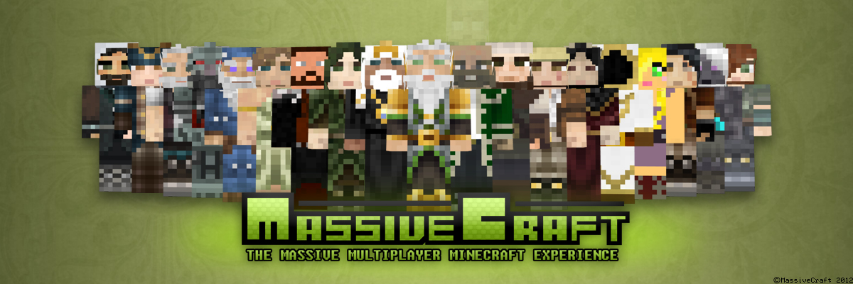 The MassiveCraft Team