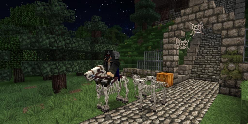 Create Undead Horses