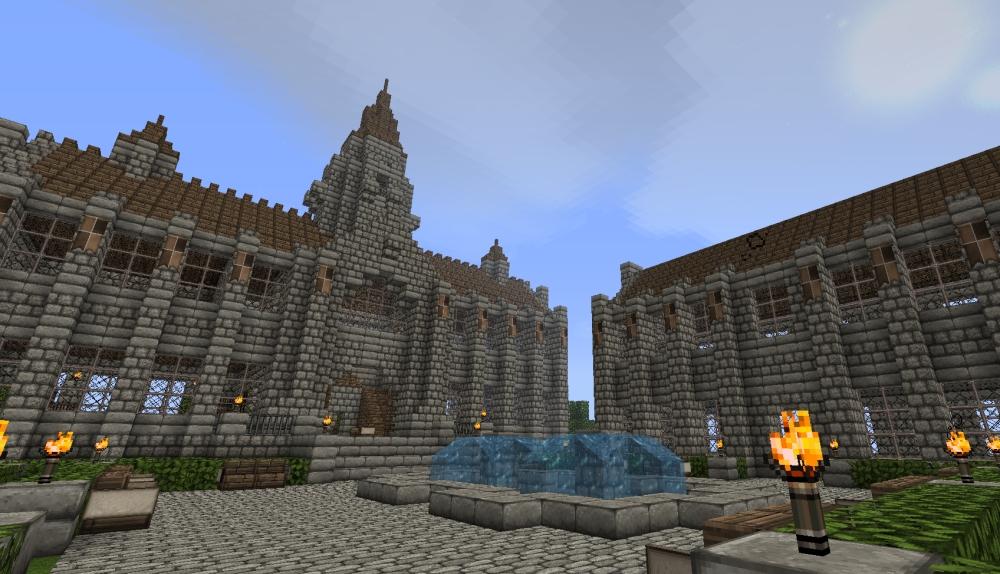Prospera under Construction