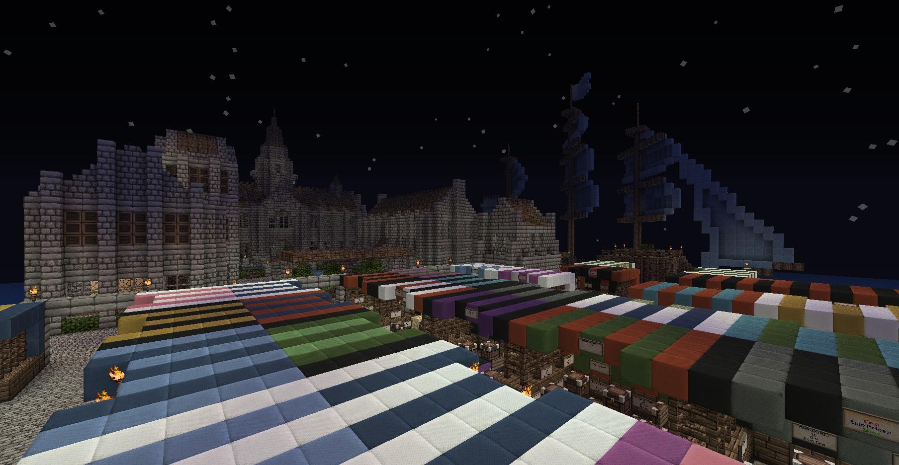 Prospera by Night