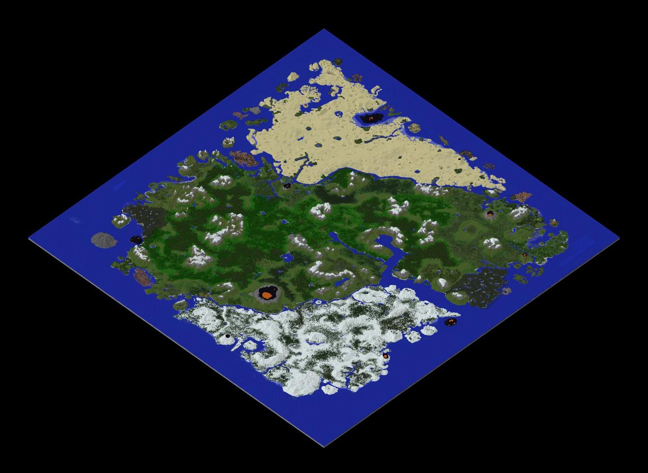 Maps - MassiveCraft