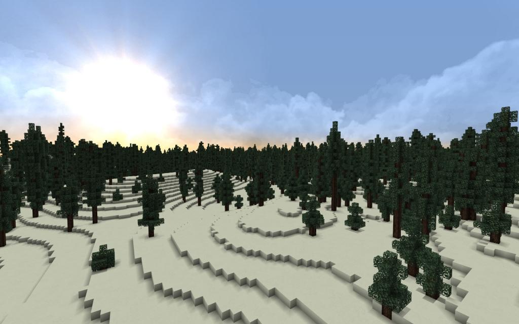 fendarfell-snowforest