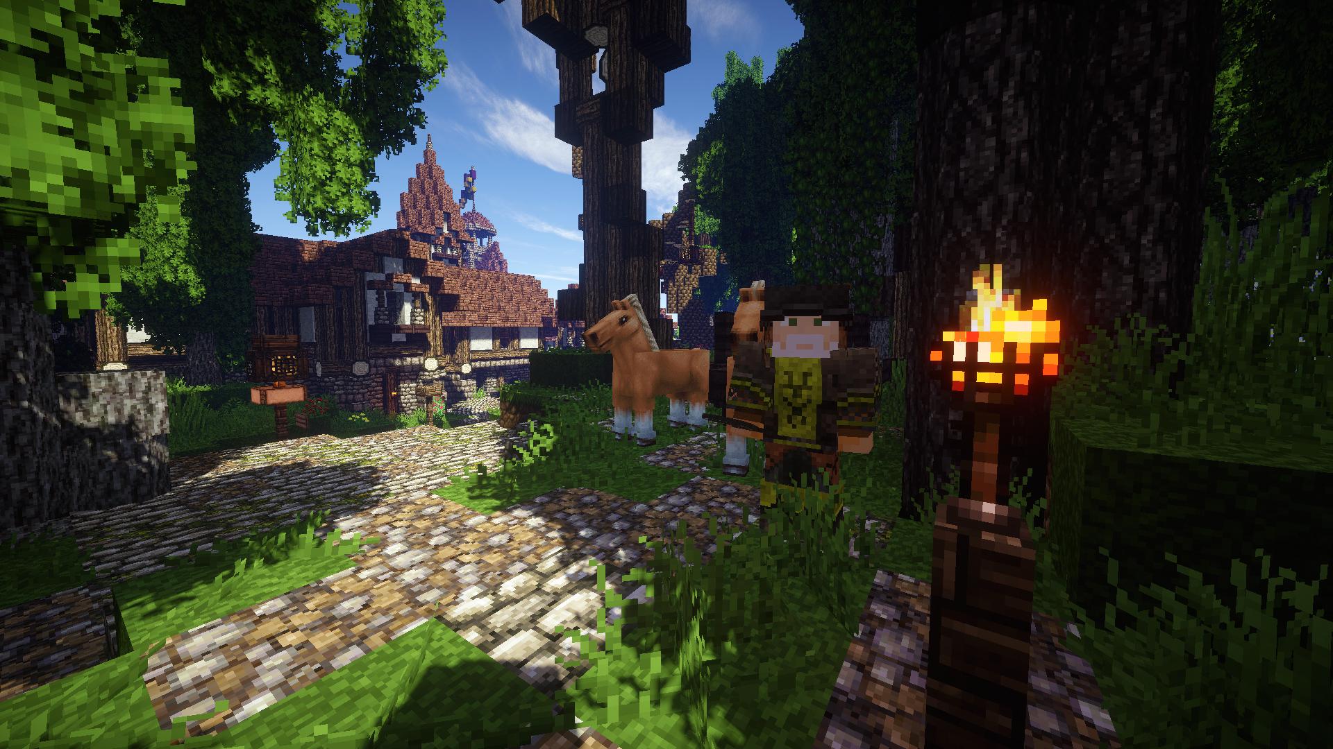 Minecraft Factions Server - MassiveCraft
