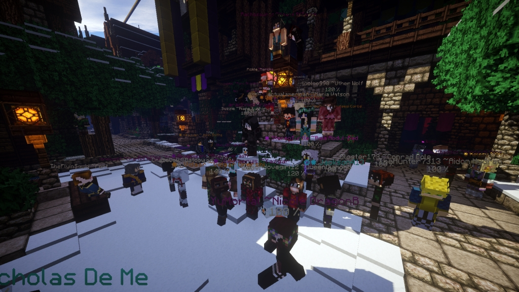 Minecraft Roleplay Server - MassiveCraft