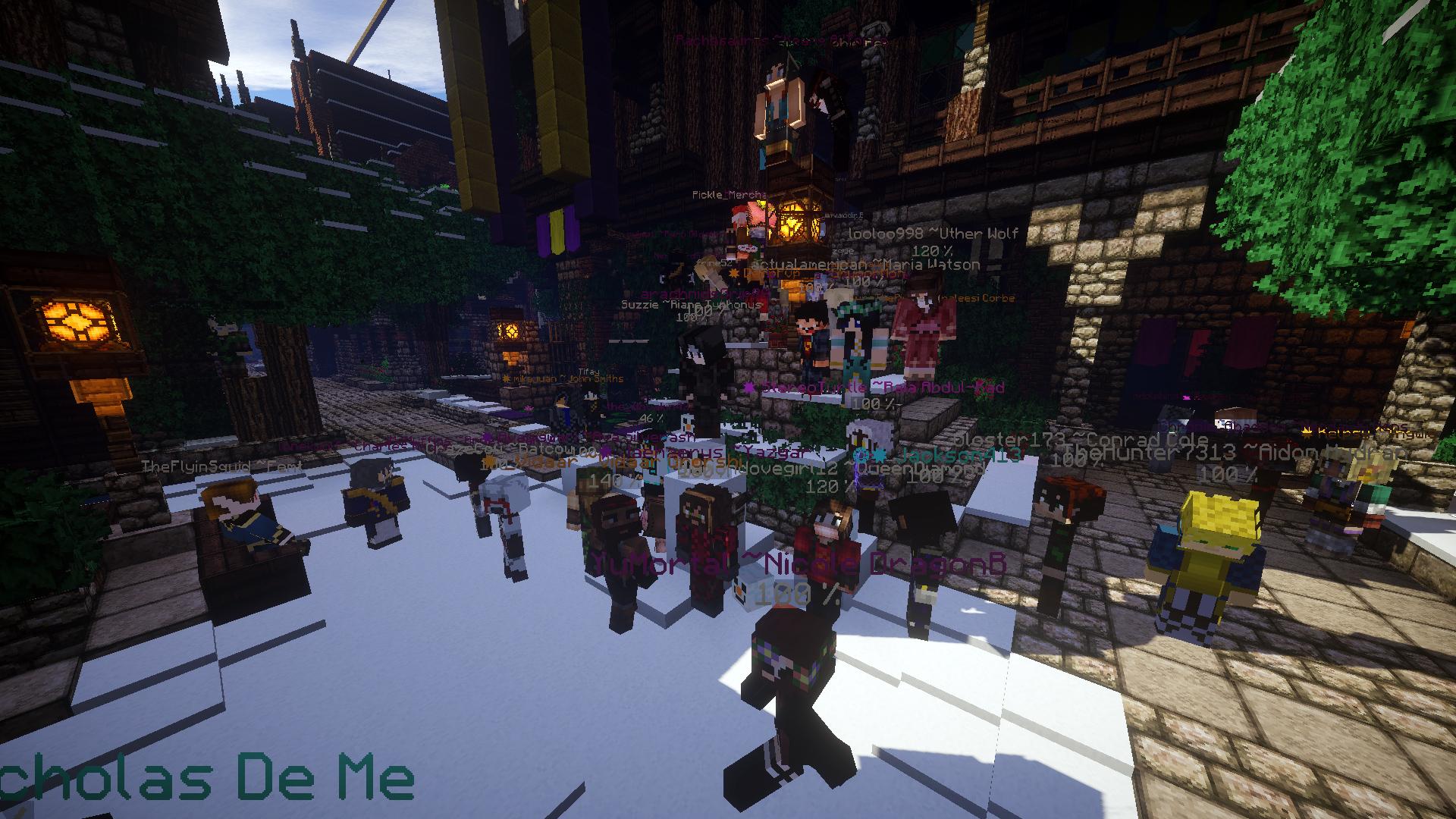 Roleplay Servers | Minecraft Servers