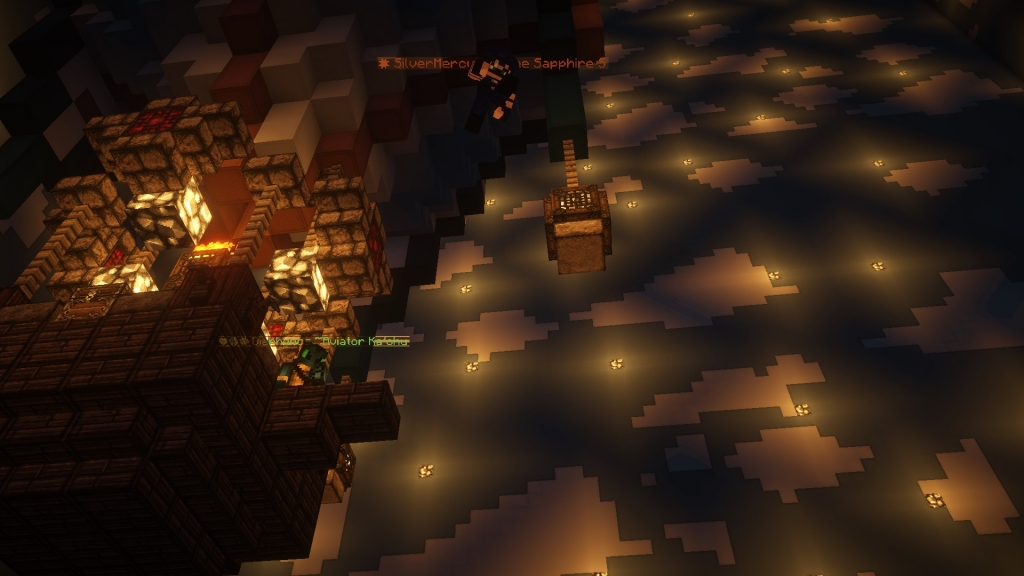 Jumping Event Screenshot