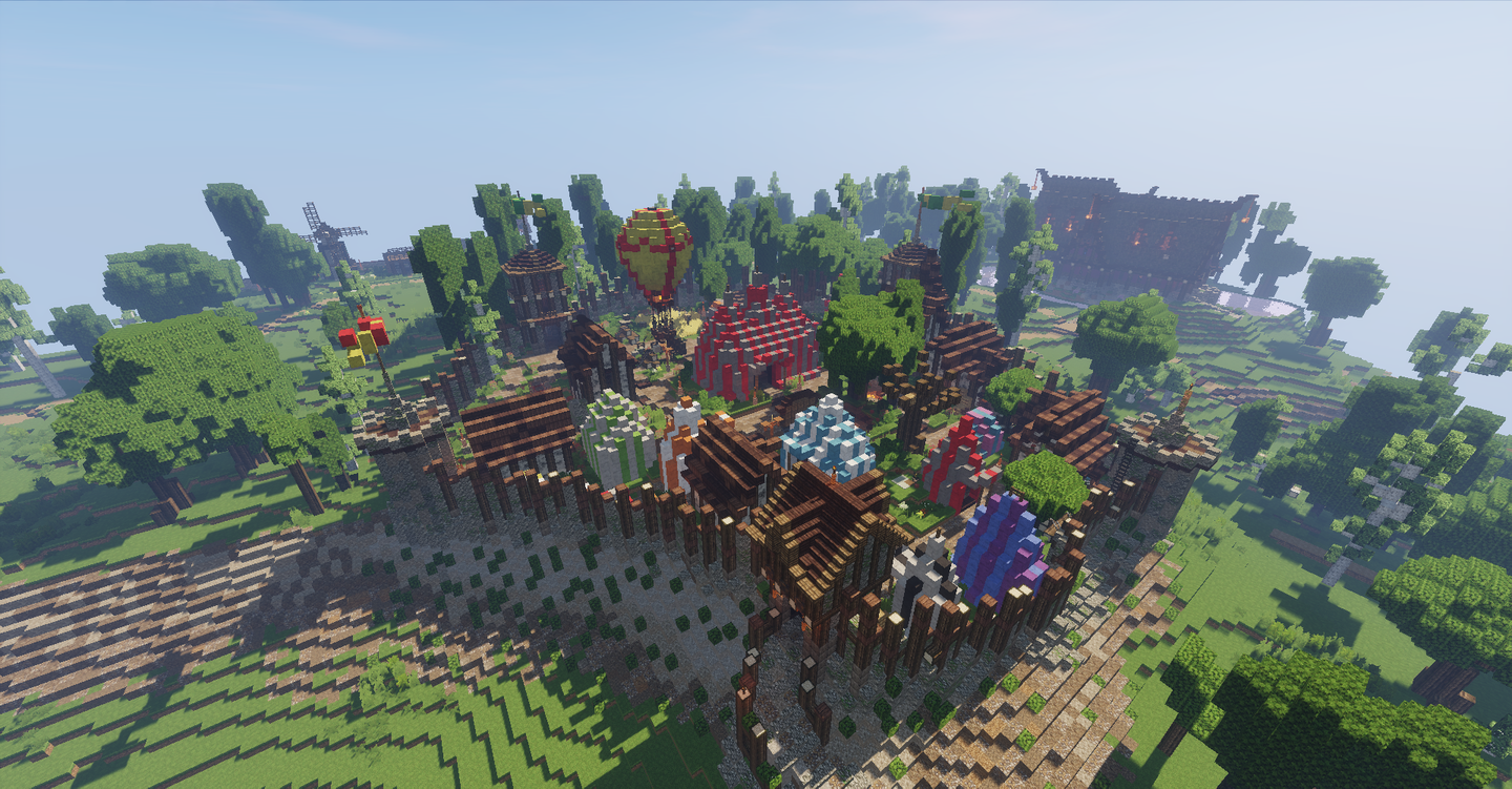 minecraft pe faction servers with spawners